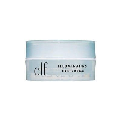 <p>The <span>e.l.f. Illuminating Eye Cream</span> ($10) nourishes the under eye with jojoba, Vitamin E, and cucumber. Sometimes all you need is a bit of hydration to bring your under eyes back to life.</p>