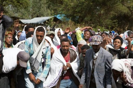 At least 75 killed in Ethiopia protests: HRW