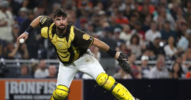 Why the Padres will trade Austin Hedges this offseason