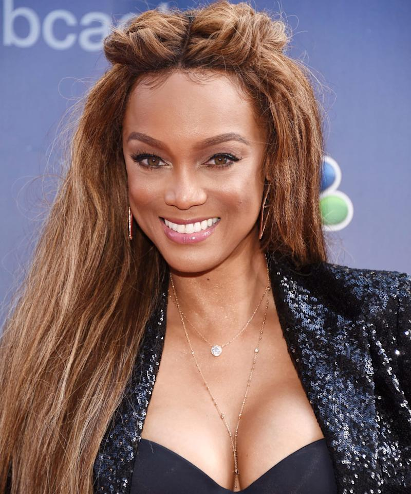 Tyra Banks Son: Tyra Banks' Son Has Mastered Her Signature Smize, And TG