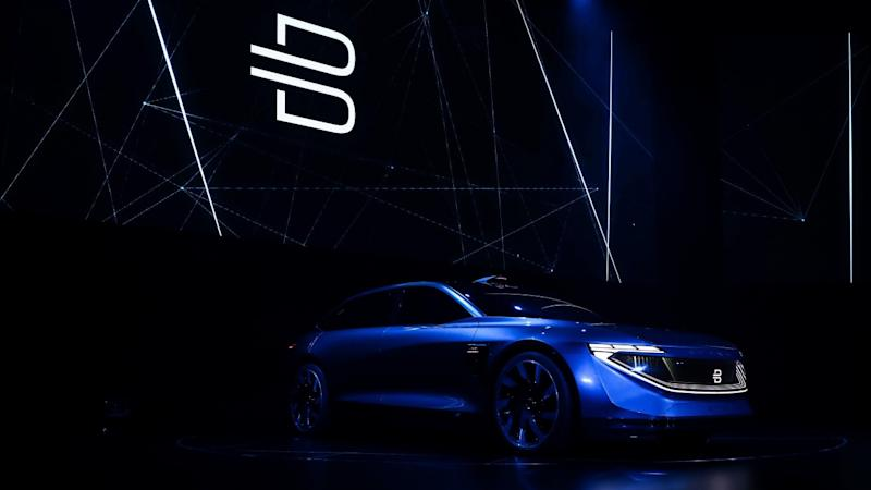 China's Byton weighs safety and future as it unveils first autonomous model in wake of Tesla, Uber crashes