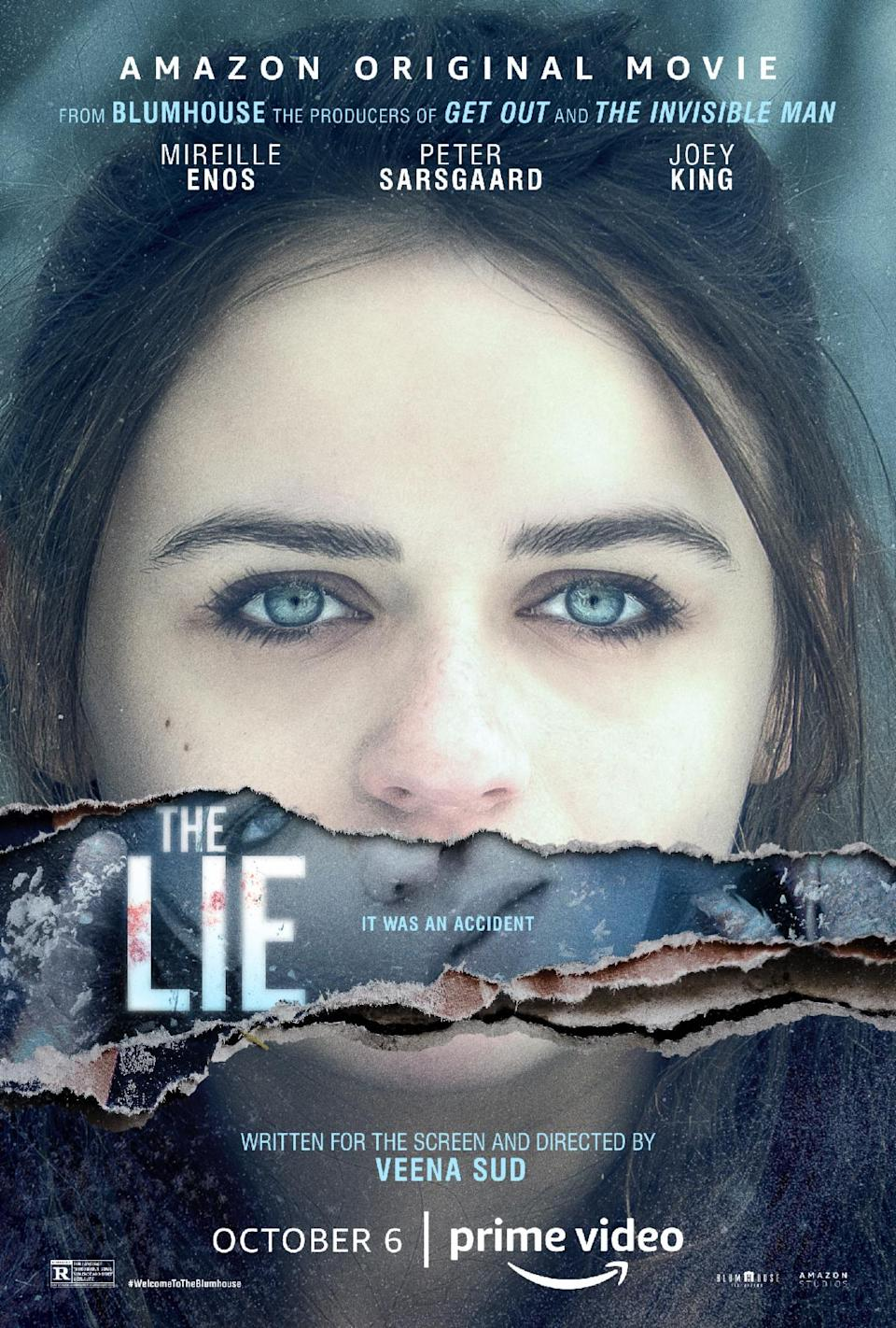 Welcome To The Blumhouse: The Lie (Amazon Prime Video)