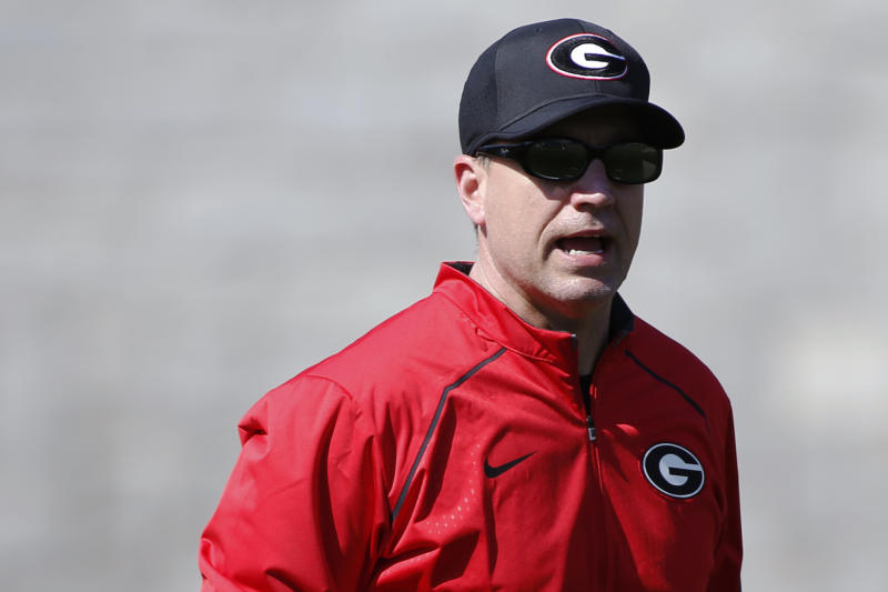 Georgia promotes James Coley to offensive coordinator