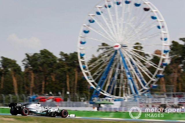 "Valtteri Bottas, Mercedes AMG W10 <span class=""copyright"">Steven Tee / LAT Images</span>"