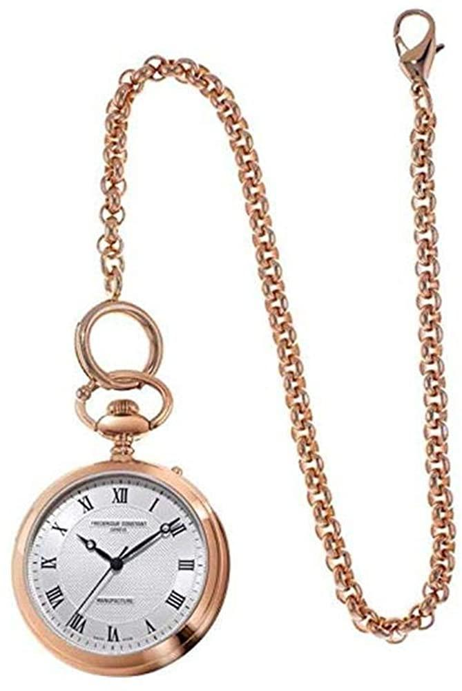 Frederique Constant Pocket Watch in rose gold