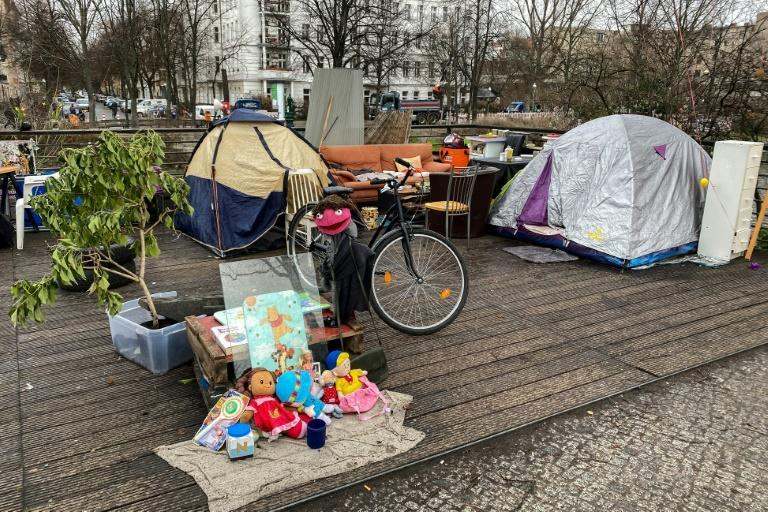 Official statistics about the number of people in Germany rendered homeless during the pandemic and its ensuing economic crisis are hard to come by
