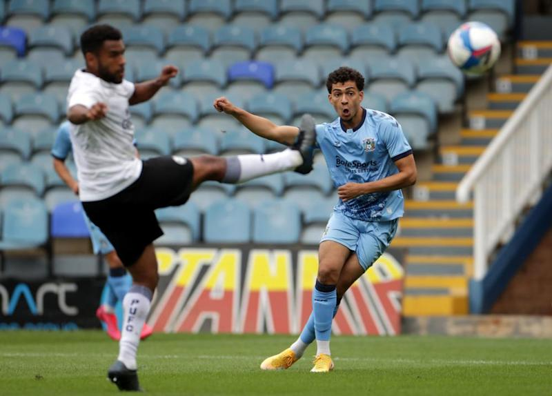 Tyler Walker (right) is a shrewd signing by Coventry from Nottingham Forest.
