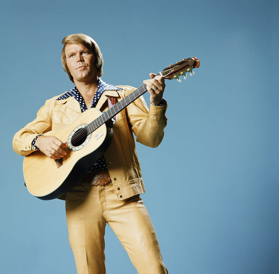 Is Glen Campbell Still Alive: Glen Campbell's Life In Photos, 1936-2017