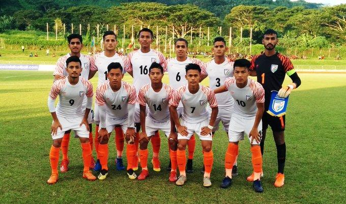 India U19 edge out hosts Vanuatu to make winning start in OFC Development Tournament