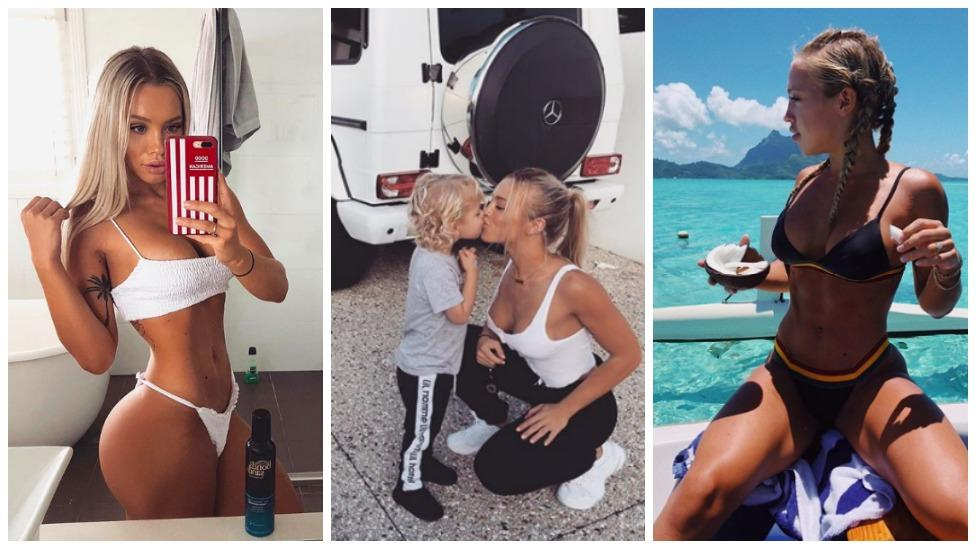 <p>Sift through the most loved Instagram moments from 24-year-old Aussie mum-of-two Tammy Hembrow. Source: Instagram/Tammy Hembrow </p>