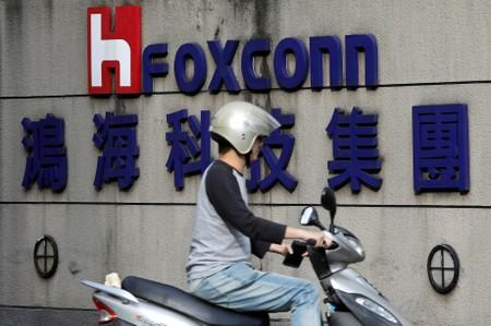 Exclusive: Foxconn eyes sale of $8.8 billion China plant amid trade war woes - sources