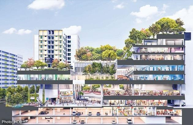 """<p><img/></p>Prime Minister Lee Hsien Loong lauded Kampung Admiralty as a """"model for future public housing"""" during his National Day Message..."""