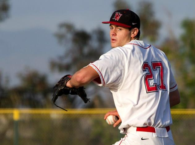 Harvard Westlake pitcher Lucas Giolito — Eric Dearborn photography