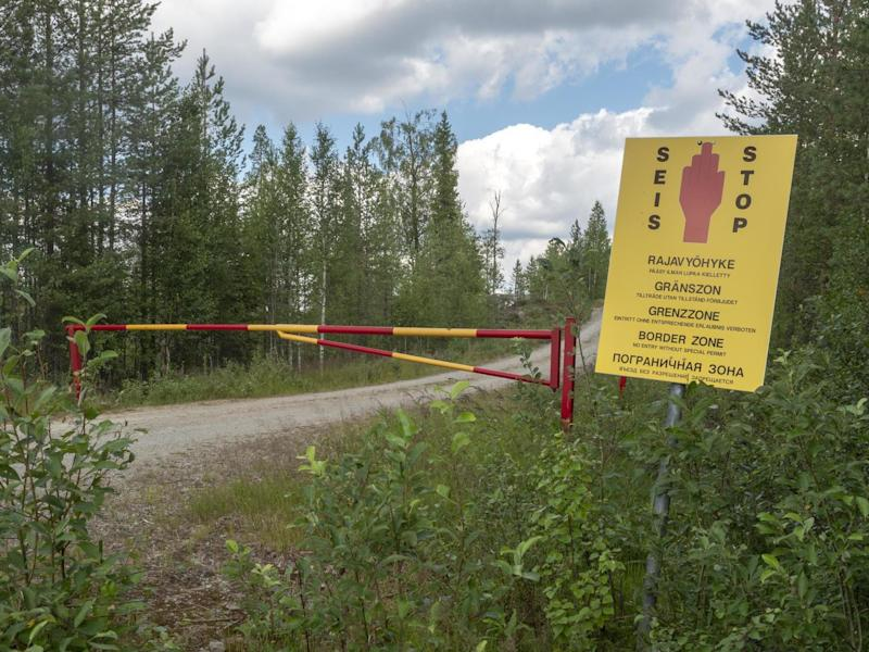 The man, who set up the fake border posts on the Russian side of the Scandinavian border, now risks being charged with fraud: iStock
