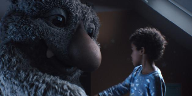 Taking Moz The Monster Into Your Hearts Will Help Young Carers Simply Be Children This Christmas