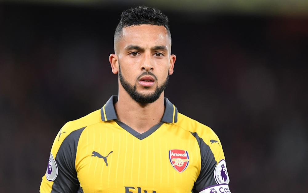 Arsenal Theo Walcott  - Credit: Getty Images