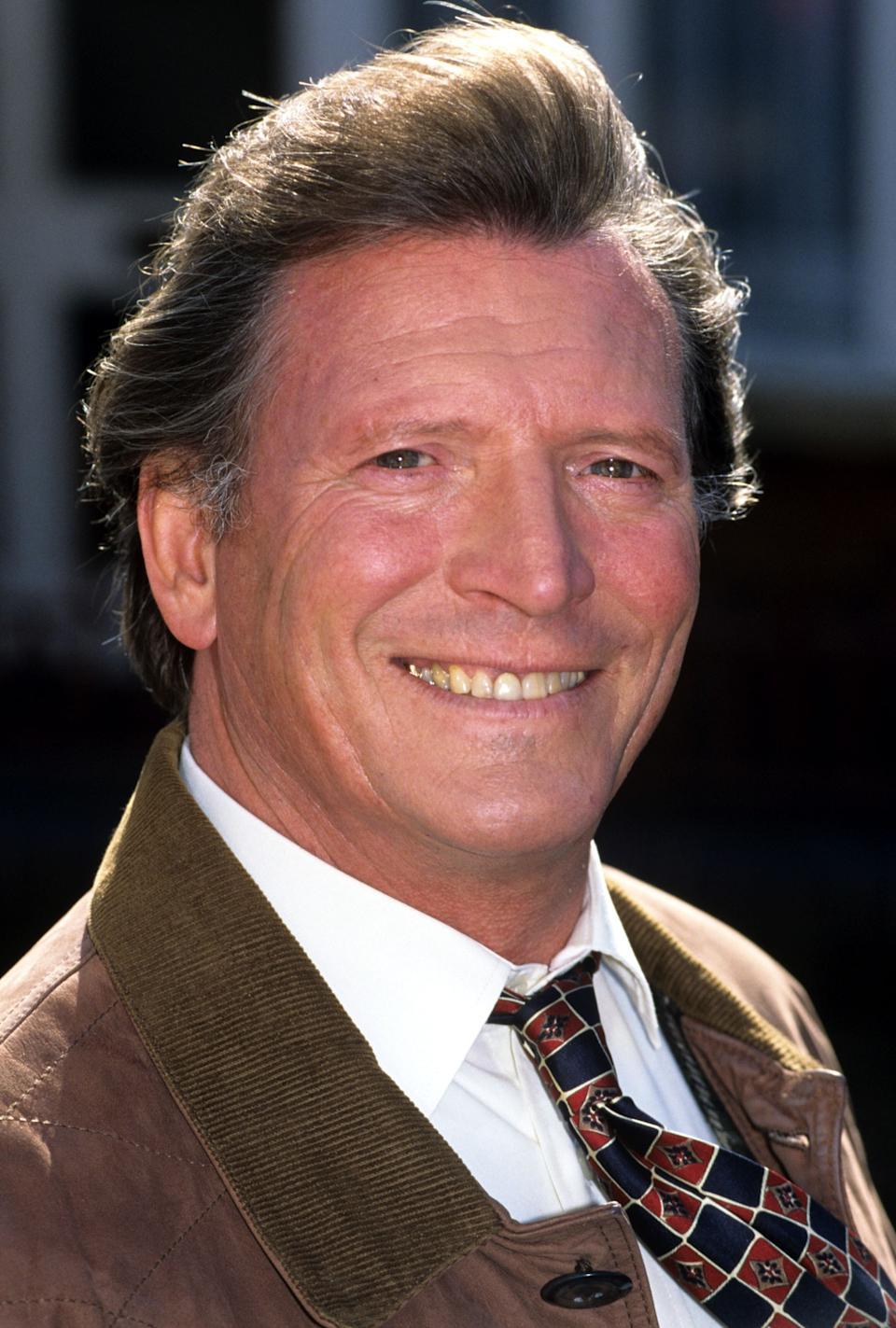 Johnny Briggs was remembered by his former Coronation Street co-stars (Photo: Shutterstock)