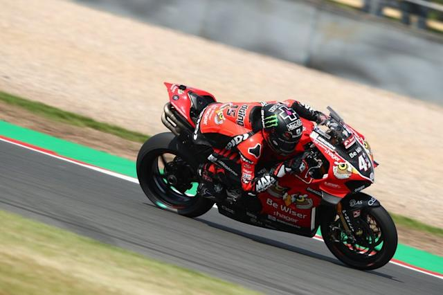 "4. World Superbike: Scott Redding a Ducati <span class=""copyright"">Double Red </span>"
