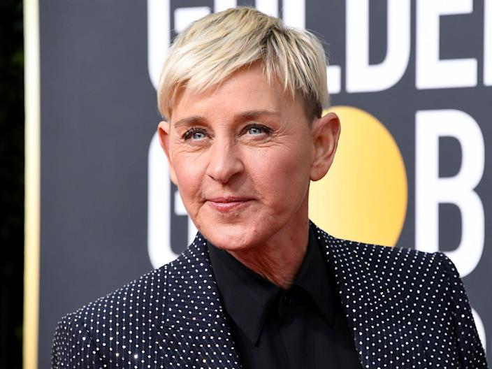A former bodyguard for Ellen DeGeneres spoke out on Friday about his experience with the host.