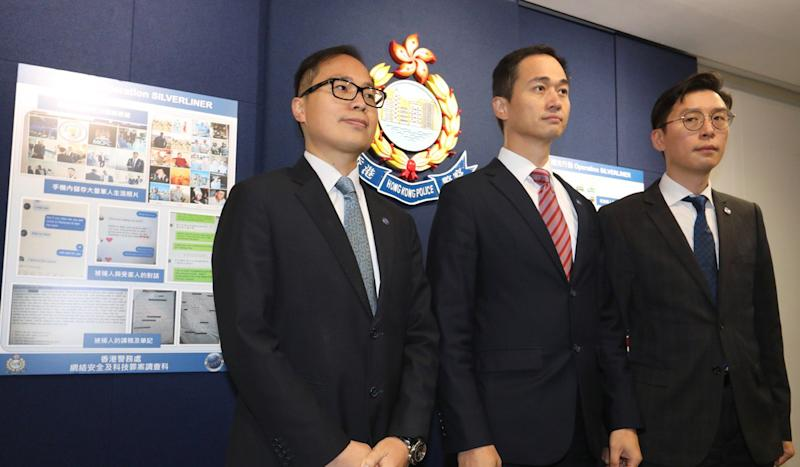 Hong Kong, Malaysian and Singaporean police bust US$14 million online romance scam ring