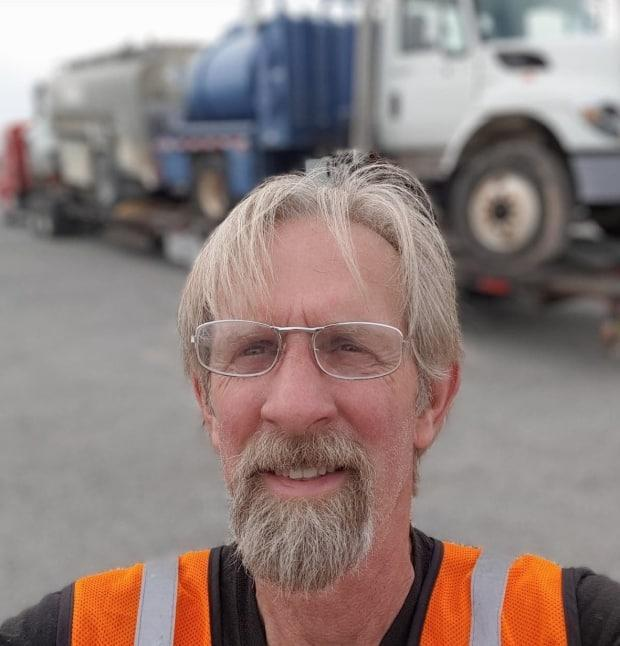 Craig Macvarish, now based in Florida, was used to icy roads while growing up on P.E.I.