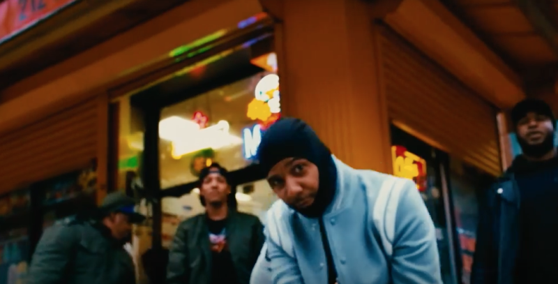 """Premiere: Dave East and Juelz Santana Drop """"Time Ticking"""" Video f/ Bobby Shmurda and Rowdy Rebel"""