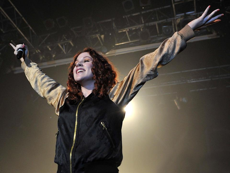 Katy B performs at London's Koko Club in May 2011Shutterstock