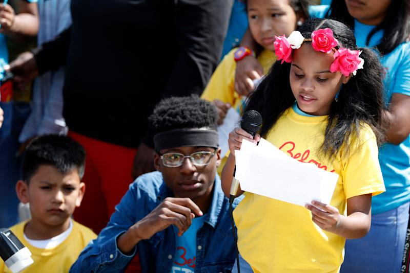 9-Year-Old 'Little Miss Flint' Says President Trump 'Failed to Keep' Promise to Fix Water Crisis