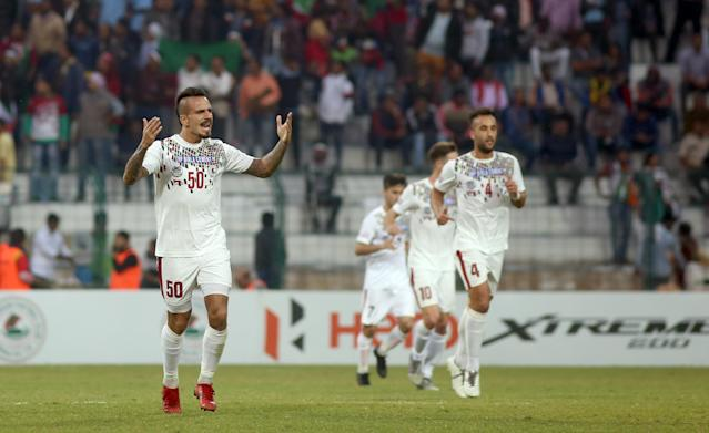 Mohun Bagan would look to avenge their defeat to Churchill Brothers when they meet on Saturday...
