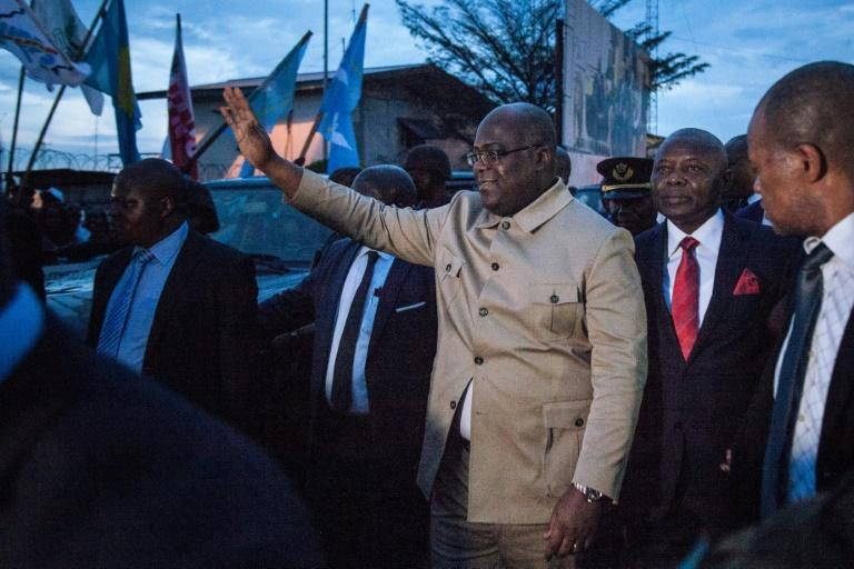 President Felix Tshisekedi has largely failed to exert his authority, hamstrung by a parliament and local officials in the sway of former leader Joseph Kabila