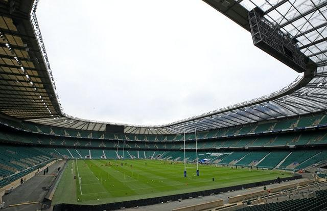 The RFU says 2,000 spectators will be able to attend England's final international match of the year on December 6