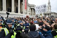 As the restrictions tighten, protests have erupted as businesses worry about their survival and individuals grow frustrated about their jobs