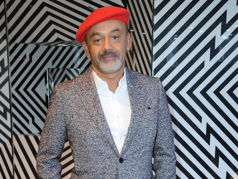 Christian Louboutin looks to India for design inspiration