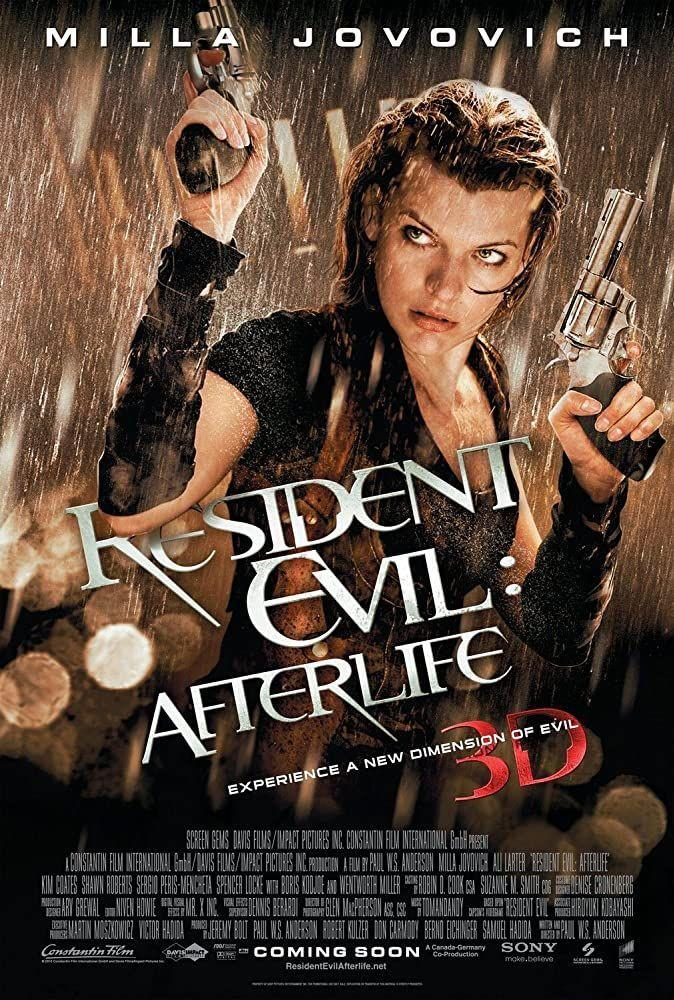 <p>Maybe not as good as the corner-turning scariness of the video game, but this <em>Resident Evil </em>is still a decent action flick—even if it feels like watching someone else playing a super fun arcade game. </p>