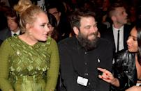"""During the writing and recording process of this new album, Adele separated from her husband, Simon Konecki. The charity entrepreneur and the music icon began their relationship in mid-2011 when Adele was at the height of her success with the '21' record. The pair welcomed a son, Angelo James, in October 2012 before she confirmed that the pair had tied the know at a show in Brisbane, Australia in March 2017. However the pair were not destined to be as it was confirmed in April 2019 that the pair had split before Adele later filed for divorce in September of that year. Not one to shy away from a heartbreak ballad, Adele could have us all in floods of tears if she lays her heart bare for the world to see on '30'. Speaking about the split to Britain's Vogue magazine, Adele said: """"I'm not gonna go into that detail, remember I am embarrassed. This is very embarrassing. It wasn't very long... """"So, when I was 30, my entire life fell apart and I had no warning of it."""""""