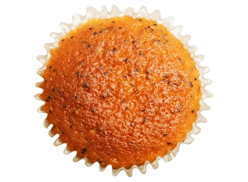 Poppy seed muffin top