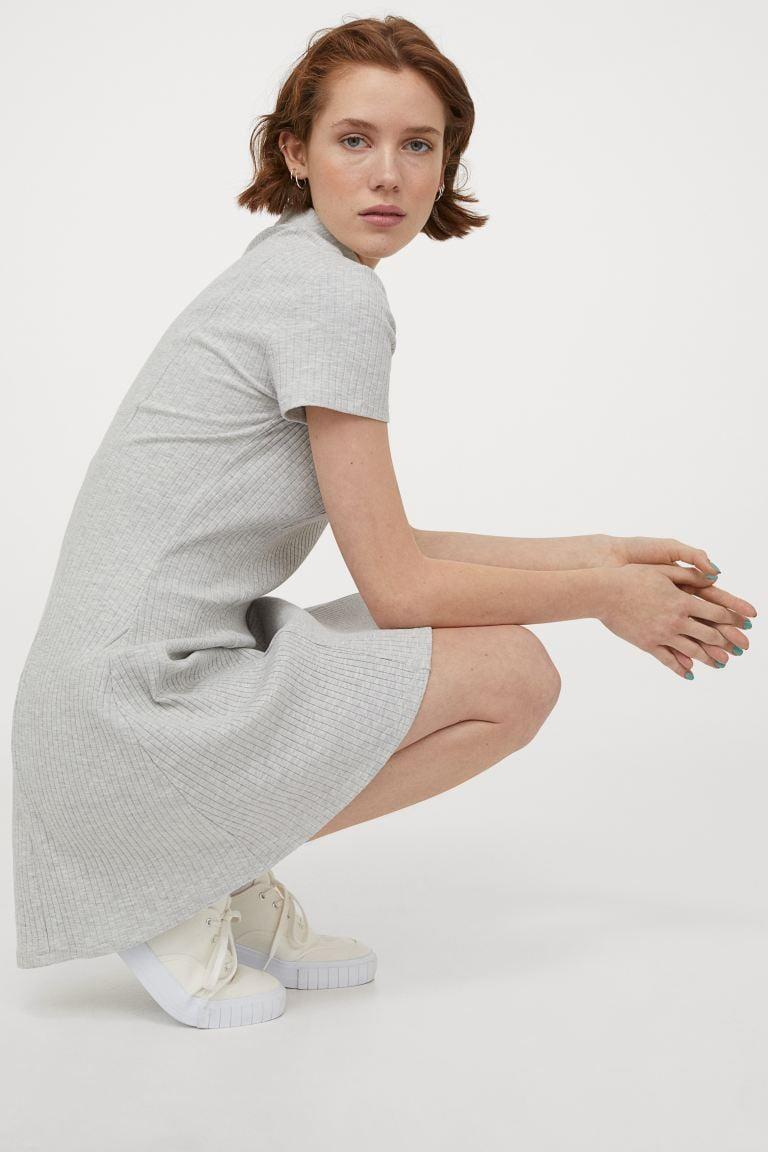 <p>Reach for this comfortable <span>H&amp;M Tennis Dress</span> ($25) any time you need to go somewhere. Sporty Spice, is that you?</p>