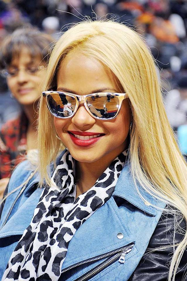 """What the heck happened to the super cute Christina Milian we came to love nearly 10 years ago? Moses Robinson/<a href=""""http://www.wireimage.com"""" target=""""new"""">WireImage.com</a> - March 1, 2009"""