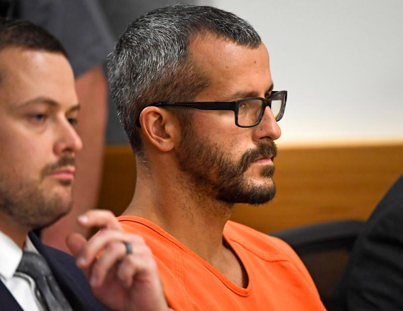 Suspected Family Murderer Chris Watts Doesn't Want His Jail Visitors Revealed