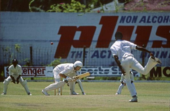 West Indies v Australia, 2nd Test, Bridgetown, March 1977-78