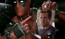 "<p>""You're in the big leagues now, kid!""<br>This film is filled with meta references to Reynolds own career but it gets truly explicit during a post-credit scene where Deadpool shoots Ryan Reynolds after he's just agreed to star in <em>Green Lantern</em>. Hopefully, that's the last time they bring up the failed DC movie in the <em>Deadpool</em> franchise. </p>"