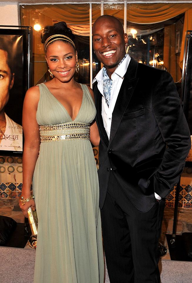 "<a href=""http://movies.yahoo.com/movie/contributor/1800316707"">Sanaa Lathan</a> and <a href=""http://movies.yahoo.com/movie/contributor/1804500453"">Tyrese Gibson</a> at the Los Angeles premiere of <a href=""http://movies.yahoo.com/movie/1809785152/info"">The Curious Case of Benjamin Button</a> - 12/08/2008"