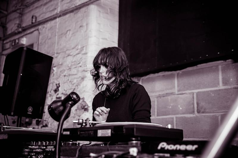 Helena Hauff, a DJ and producer from Hamburg, headlines festivals and club nights all over the world: Madeline Penfold