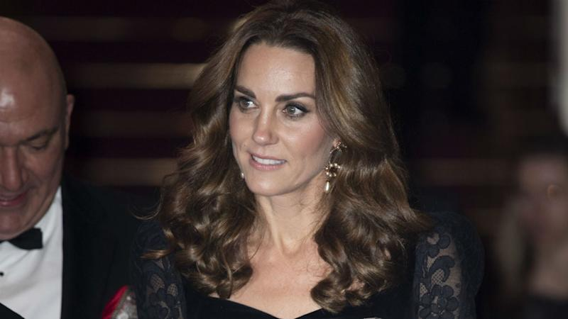 Kate Middleton Drops Out of Gala Appearance 'Due to the Children'