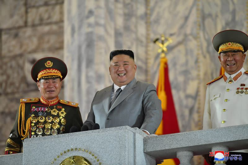 North Korea hosts 'Mass Games' for 75th anniversary of ruling party