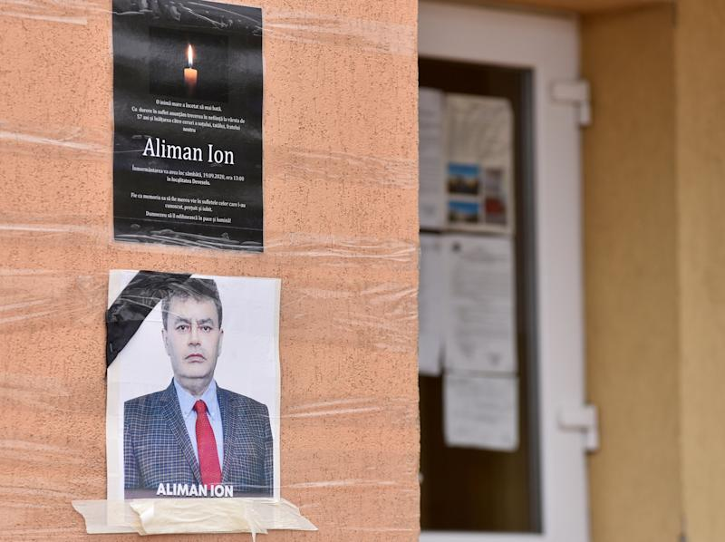 Romanian village re-elects dead mayor in landslide victory