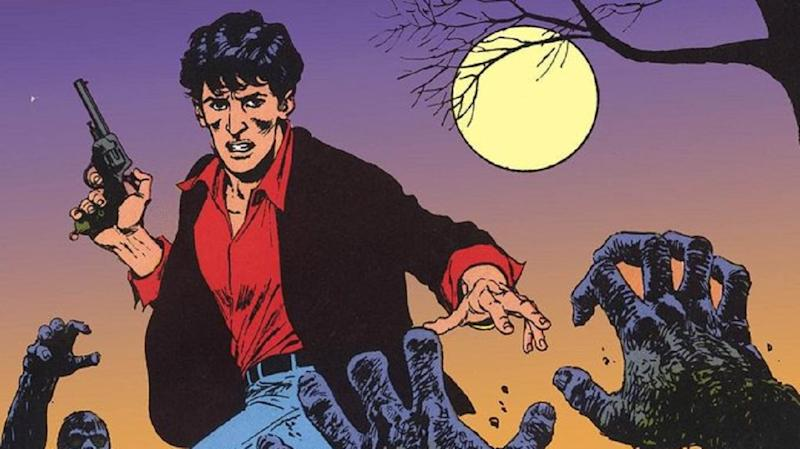 Dylan Dog primo numero