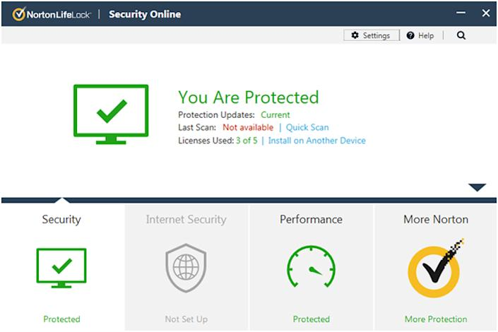 Norton Security Online is an undisputed leader in cybersecurity (Photo: Yahoo)