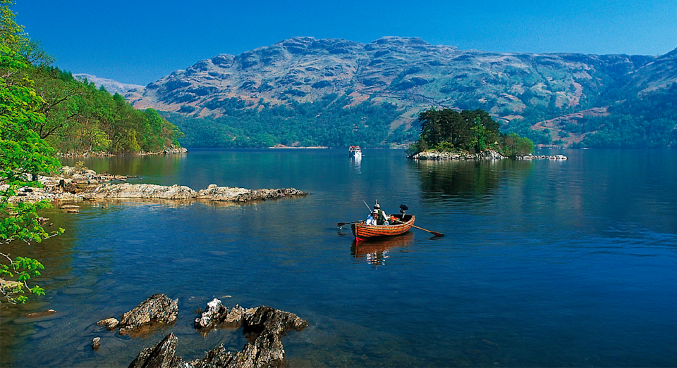 Here's what to do if you fancy a weekend in Loch Lomand. [Photo: Visit Scotland]