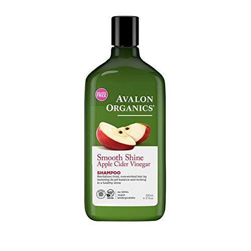 """<p><strong>Avalon Organics</strong></p><p>amazon.com</p><p><strong>$49.40</strong></p><p><a href=""""https://www.amazon.com/dp/B07B6KSP35?tag=syn-yahoo-20&ascsubtag=%5Bartid%7C2140.g.37361342%5Bsrc%7Cyahoo-us"""" rel=""""nofollow noopener"""" target=""""_blank"""" data-ylk=""""slk:Shop Now"""" class=""""link rapid-noclick-resp"""">Shop Now</a></p><p>Raw apple cider vinegar, nettle extract, argan oil, and babassu oil combine to calm an itchy scalp and rid hair of leftover product and environmental gunk. Don't be surprised by the lack of lather; this doesn't get super sudsy, but it still gets the job done.</p>"""